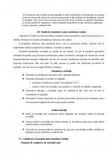 Societatea pe acțiuni - Pagina 4