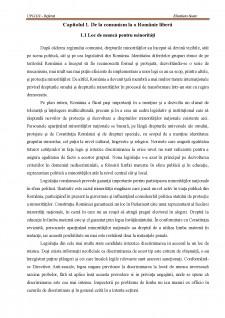Integrarea socială a minorităților din România - Pagina 5