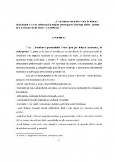 Stimularea potențialului creativ prin joc didactic matematic, la ciclul primar - Pagina 3
