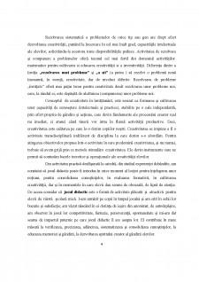 Stimularea potențialului creativ prin joc didactic matematic, la ciclul primar - Pagina 4