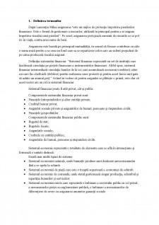Rolul sectorului asigurărilor în sistemul economico-financiar - Pagina 2