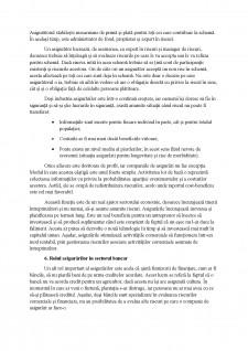 Rolul sectorului asigurărilor în sistemul economico-financiar - Pagina 5