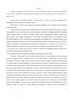 Psihologia Dezvoltării - Pagina 5