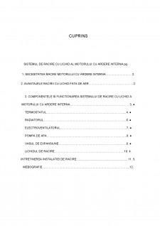 Sistemul de răcire cu lichid al motorului cu ardere internă - Pagina 2
