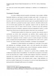 Negocierile cu teroriștii - Pagina 2