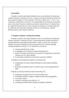 Studiul pompelor cu pistoane pentru foraj - Pagina 3