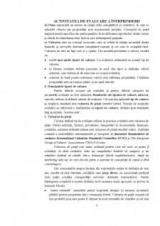 Activitatea de evaluare a întrprinderii - Pagina 4