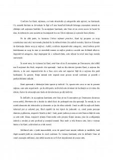 Antropologia lui Kant - Pagina 2