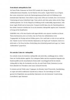 Die Aussenpolitik der Bundesrepublik Deutschland - Pagina 2