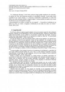 Secretele nonverbale și viziunea celor răi - Pagina 2