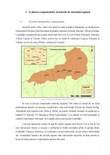 Funcționalitatea regională a sistemului urban Valea Jiullui - Pagina 2