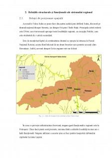 Funcționalitatea regională a sistemului urban Valea Jiullui - Pagina 5