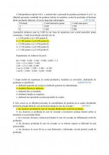 Test examen pentru studenții care au punctaj sub 7 - Pagina 2