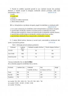 Test examen pentru studenții care au punctaj sub 7 - Pagina 3
