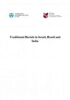 Traditional Burials in Israel, Brazil and India - Pagina 1