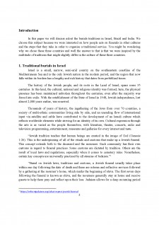 Traditional Burials in Israel, Brazil and India - Pagina 3