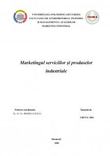 Mixul de marketing în serviciile financiar-contabile - Pagina 1