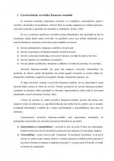 Mixul de marketing în serviciile financiar-contabile - Pagina 5