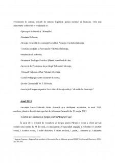 Activitatea social-filantropica din cadrul Centrului socio-cultural Episcopul Damaschin - Slobozia - Pagina 4