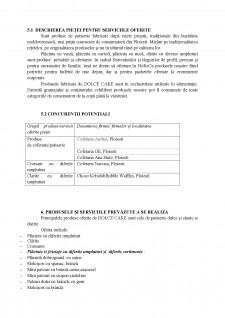 Plan de afaceri SC Dolce Cake SRL - Pagina 3