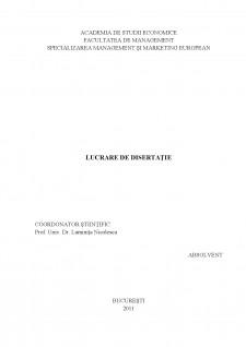 Strategia de pătrundere pe o piață internațională în cadrul Bitdefender SRL - Pagina 1