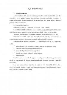 Plan de marketing târgul de la Romexpo - Pagina 1