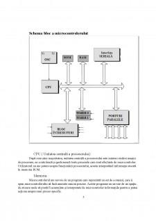 Microcontrolerul 8051 - Joc de lumini programabile - Pagina 5
