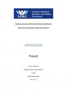 Optimizări - Pagina 1