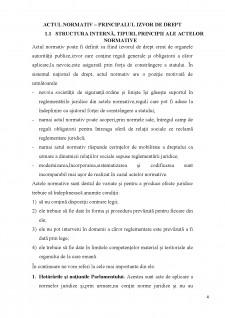 Acțiunea actelor normative în timp, spațiu și asupra persoanelor - Pagina 4