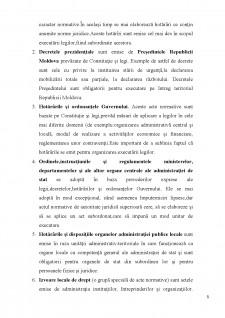Acțiunea actelor normative în timp, spațiu și asupra persoanelor - Pagina 5