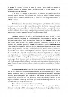 Profilul de sol și principalele sale caracteristici - Pagina 5