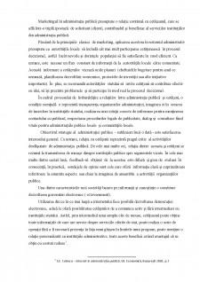 Marketingul On-line în administrația publică - Utilizarea internetului în administrația publică - Pagina 2