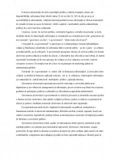 Marketingul On-line în administrația publică - Utilizarea internetului în administrația publică - Pagina 3