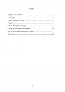 Deficiențe vizuale - Pagina 2