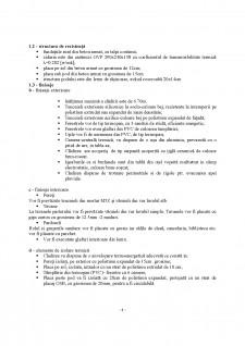 Analiza termică și energetica, certificat de performanță energetică pentru o scoală primară cu clasele I-VIII - Pagina 4