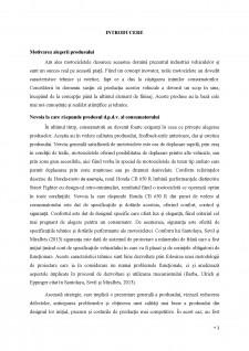 Contribuția designului și esteticii pe piața motocicletelor - Pagina 2