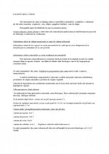 Falsificarea cărnii - Pagina 1