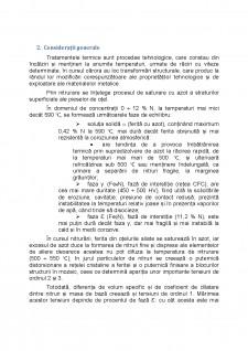 Aspecte tehnologice privind tratamentul termic de nitrurare în mediu gazos în cadrul Mefin SA Sinaia - Pagina 4