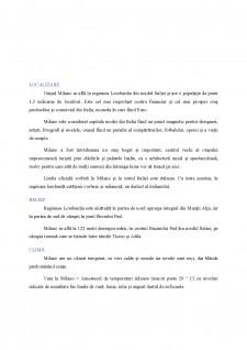 Sejur în Milano - Pagina 3