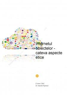 Internetul obiectelor - câteva aspecte etice - Pagina 1