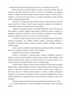 Evaluarea studenților de către profesori-proceduri - Pagina 3