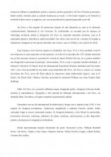 Arta și designul în perioada interbelică - Pagina 2