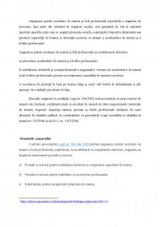 Asigurarea pentru accidente de muncă și bolile profesionale - Pagina 2