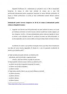 Asigurarea pentru accidente de muncă și bolile profesionale - Pagina 4