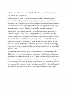 Managementul clasei de elevi - Influențe ale ergonomiei școlare - Pagina 5