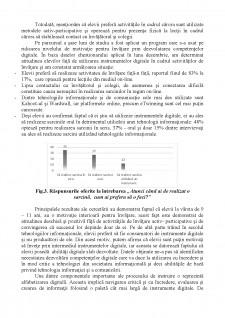 Eficacitatea tehnologiilor informaționale moderne pentru motivația învățării - Pagina 5