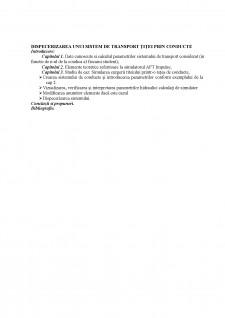 Dispecerizarea unui sistem de transport țiței prin conducte - Pagina 2