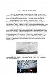 Structuri spațiale reticulate - Pagina 1