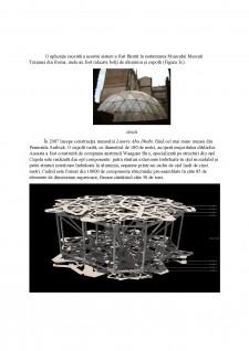 Structuri spațiale reticulate - Pagina 3