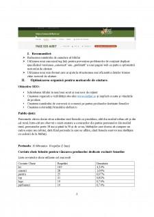 Strategia de promovare online a site-ului www.elefant.ro - Pagina 3